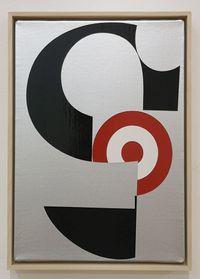 ohne Titel by Albrecht Schnider contemporary artwork painting