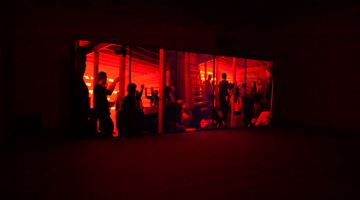 Contemporary art exhibition, Po-Chih Huang, Heaven on Fourth at Double Square Gallery, Taipei