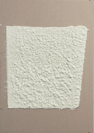 12in (Section) (W), 2.27mm (T), White, Random Mark, Manual Marking, Lexington Ave, E89 St Int by Vikram Divecha contemporary artwork