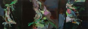 fireflies by Hollis Heichemer contemporary artwork