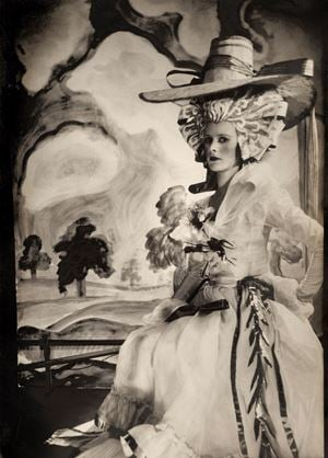 Anne Armstrong-Jones by Cecil Beaton contemporary artwork