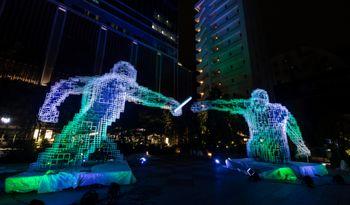 Tokyo Olympics Reveals Works by Makoto Tojiki and Xavier Veilhan