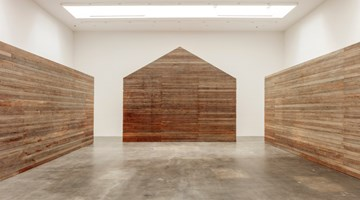Contemporary art exhibition, Sam Durant, Build Therefore Your Own World at Blum & Poe, Los Angeles