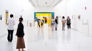 Contemporary art exhibition, Group Exhibition, Parkett – 220 Artists' Editions & Collaborations +5 at Taipei Fine Arts Museum, Taipei, Zurich Exhibition Space, Switzerland