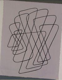 Replica by Julian Hooper contemporary artwork painting