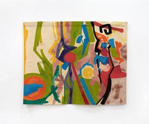 Vignoble by Etel Adnan contemporary artwork