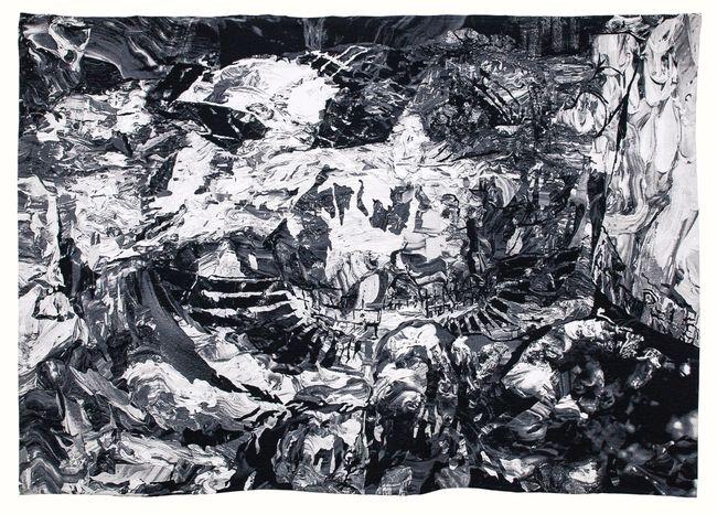 Conversation Among Ruins, by Patricia Perez Eustaquio contemporary artwork