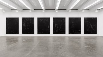 Contemporary art exhibition, Cheyney Thompson, Somewhere Some Pictures Sometimes at Andrew Kreps Gallery, 537 West 22nd Street, New York