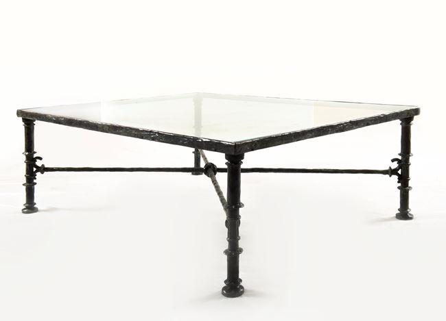 Table grecque by Diego Giacometti contemporary artwork