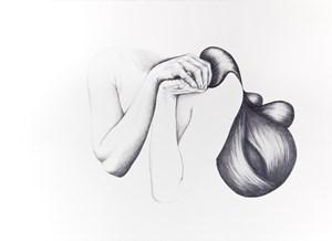 Sanctuary by Patricia Piccinini contemporary artwork drawing