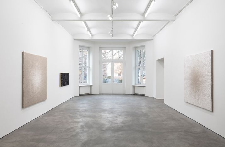 Exhibition view: Analia Saban, Save As, Sprüth Magers, Berlin (25 February–10 April 2021). © Analia Saban. Courtesy the artist and Sprüth Magers. Photo: Timo Ohler.