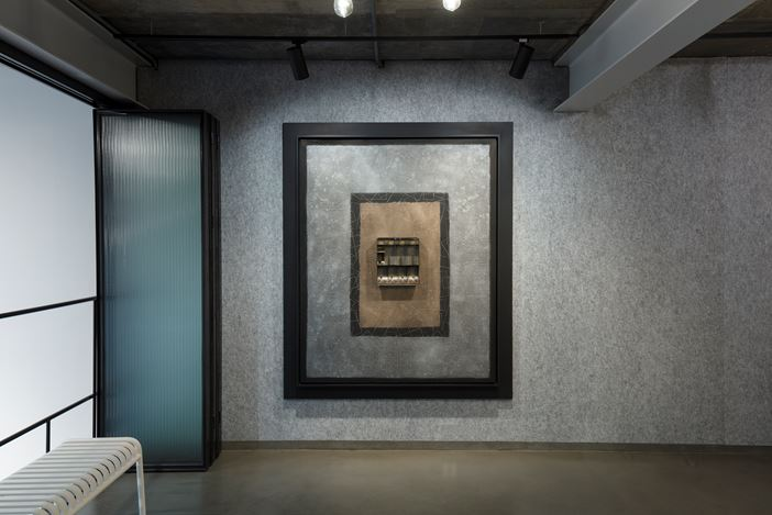 Exhibition view: Nari Ward, CORRECTIONAL, Lehmann Maupin, Seoul (28 August–20 October 2018). Courtesy Lehmann Maupin.