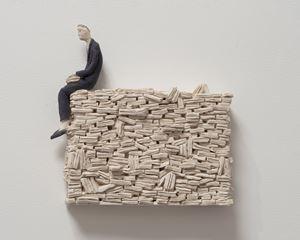 Trasloco by Pino Deodato contemporary artwork