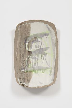 SELENE by Ron Gorchov contemporary artwork