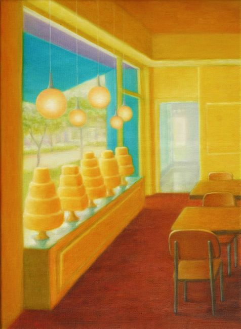 Day Light by Navin contemporary artwork