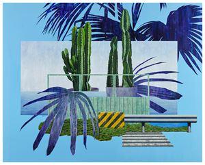 Progressing – 4 by HU Chau-Tsung contemporary artwork