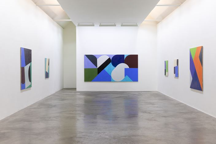 Exhibition view: Richard Gorman, dalkey 2, Kerlin Gallery, Dublin (16 June–15 August 2020). Courtesy the artist and Kerlin Gallery, Dublin.