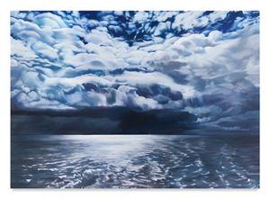 Sea of Light and Dark by April Gornik contemporary artwork