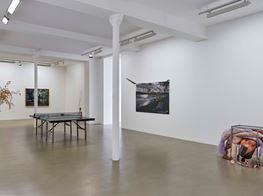 """Group Exhibition<br><em>DEMAIN EST LA QUESTION</em><br><span class=""""oc-gallery"""">Galerie Chantal Crousel</span>"""