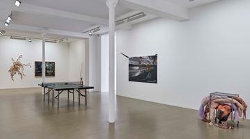 Contemporary art exhibition, Group Exhibition, DEMAIN EST LA QUESTION at Galerie Chantal Crousel, Paris