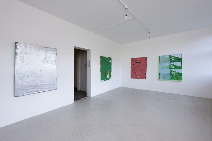 Exhibition view: Mike Pratt, Workplace, Gateshead (18 January–13 March 2020). Courtesy WORKPLACE. Photo: John McKenzie.