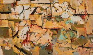Abundance by Audrey Flack contemporary artwork
