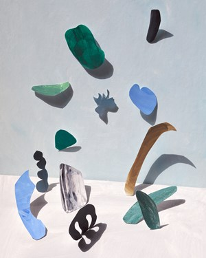 disco by Ina Jang contemporary artwork
