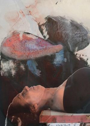 Study V 11 by Ben Webb contemporary artwork