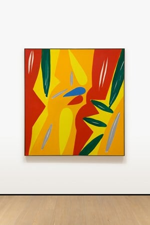 Rot – Grün – Gelb by Ernst Wilhelm Nay contemporary artwork