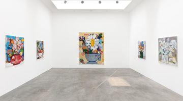 Contemporary art exhibition, Eddie Martinez, Green Thumb at Blum & Poe, Los Angeles