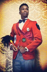 The Black President by Kudzanai Chiurai contemporary artwork photography