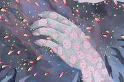 Shadow Toucher by Amaryllis DeJesus Moleski contemporary artwork 3