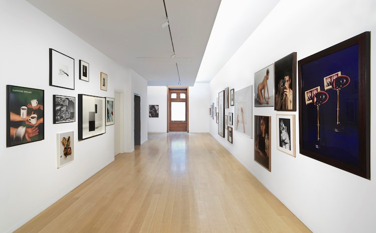 Exhibition view: Group Exhibition, Studio Photography 1887–2019, Simon Lee Gallery, New York (27 June–16 August 2019). Courtesy Simon Lee Gallery.