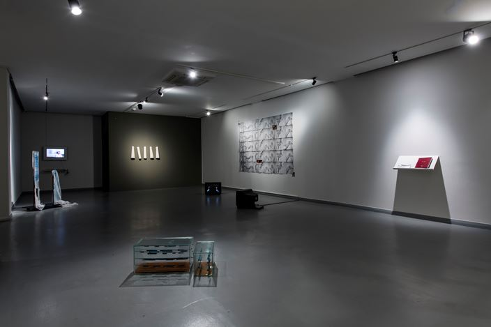 Exhibition view: Group Exhibition, Young Fresh Different 10: One Must Continue, Zilberman Gallery, Istanbul (13 July–17 August 2019). Courtesy Zilberman Gallery