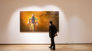 Contemporary art exhibition, Mi Qiaoming, Layers Of Tranquility at Tang Contemporary Art, Bangkok, Thailand