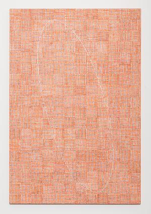 Seasons: VII by McArthur Binion contemporary artwork