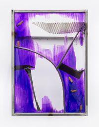 Chutes by Neïl Beloufa contemporary artwork sculpture