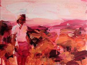 Far From by Laura Lancaster contemporary artwork painting