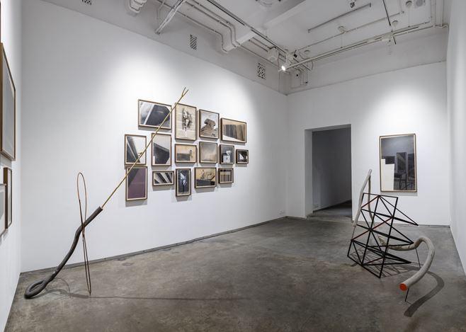 Exhibition view: Julien Segard, A Second Coming, Experimenter, Kolkata (26 April–25 July, 2019). Courtesy Experimenter.
