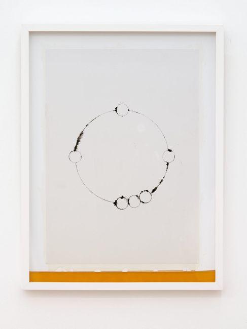 Score for Instrument C (Frances) by Sriwhana Spong contemporary artwork