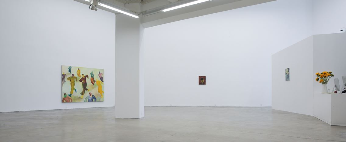Exhibition view: Zhai Liang, Imaginary Comedy, A Thousand Plateaus Art Space, Chengdu (16 May–28 June 2020). Courtesy A Thousand Plateaus Art Space.