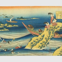 Katsushika Hokusai contemporary artist