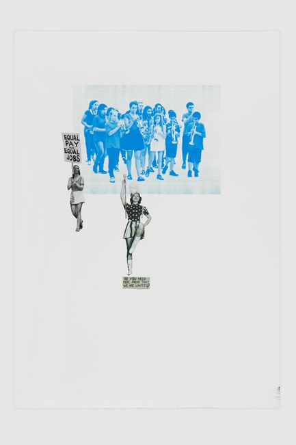 Protest songs have helped to shape history by Marinella Senatore contemporary artwork