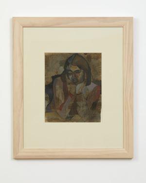 Portrait of Anne by Anne Hamblett contemporary artwork