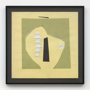 Ricostruzione teorica di un oggetto immaginario by Bruno Munari contemporary artwork