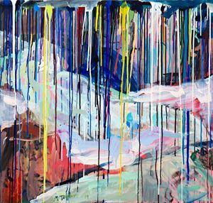 Hospital Ward by Michael Taylor contemporary artwork