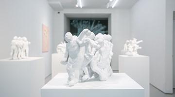 Contemporary art exhibition, Miao Xiaochun, Gyro Dance at Eli Klein Gallery, New York