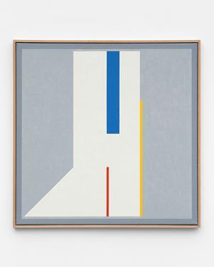 Avril 1992 by Léon Wuidar contemporary artwork