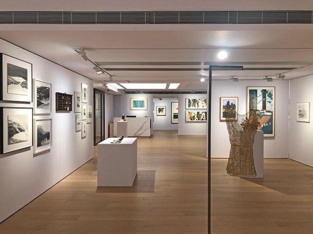 Exhibition view:Uniquely Hong Kong: A Celebration of Hong Kong Art, Alisan Fine Arts, Hong Kong (11 June–3 September 2020). Courtesy Alisan Fine Arts.