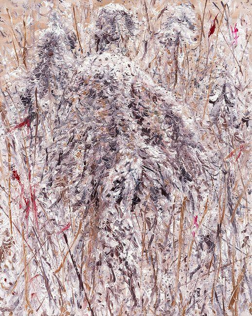 Mendrami by Jiwon Kim contemporary artwork
